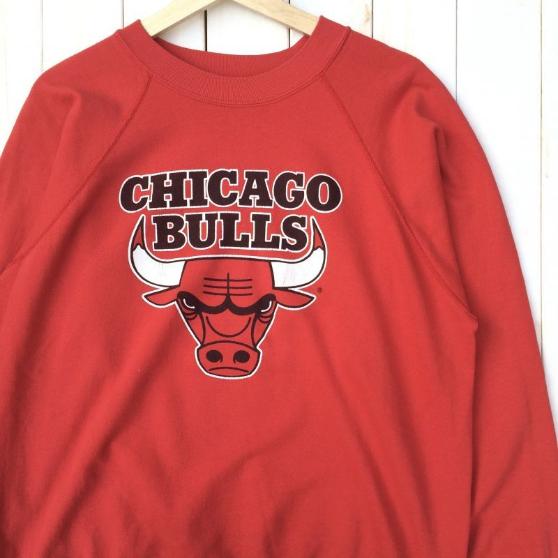 80s chicago bulls sweat kchup rice